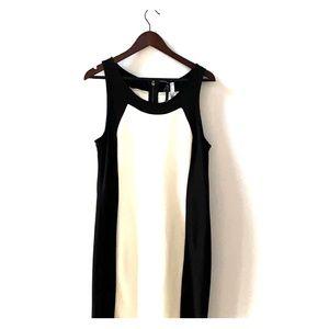 Kenzie.com Ponte color block dress